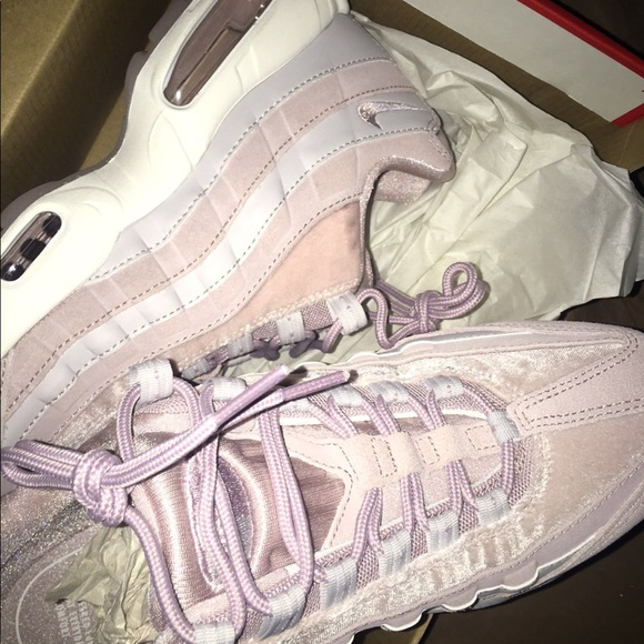 Air Max 95 Lx Womens 9 Pink | Poshmark